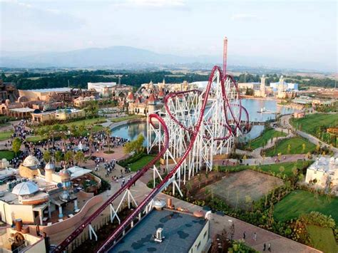 themes parks in italy amusement parks culture and entertainment travel ideas
