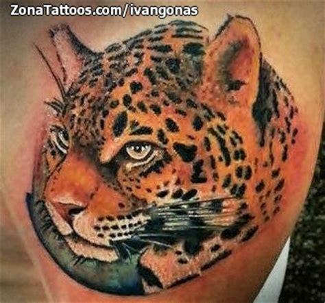 imagenes tatuajes jaguar tatuaje de jaguares animales brazo