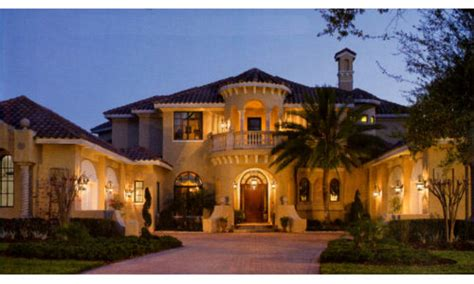 mediterranean style house plan 6 beds 5 00 baths 6568 sq