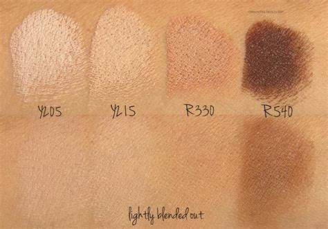 Makeup Forever Hd Foundation Malaysia makeup forever ultra hd stick swatches mugeek vidalondon
