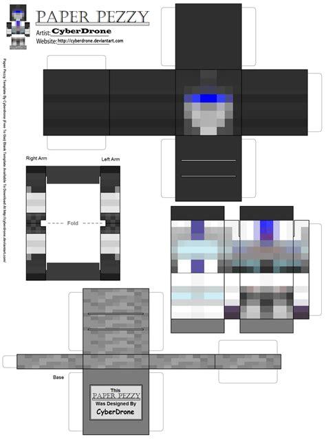 Make Paper In Minecraft - paper pezzy jazz minecraft by cyberdrone on deviantart