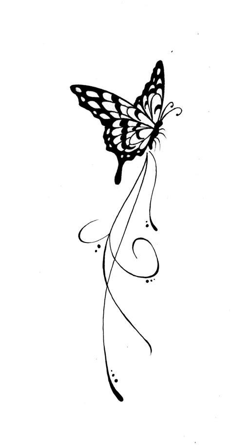 butterfly tattoo 3 by kauniitaunia on deviantart