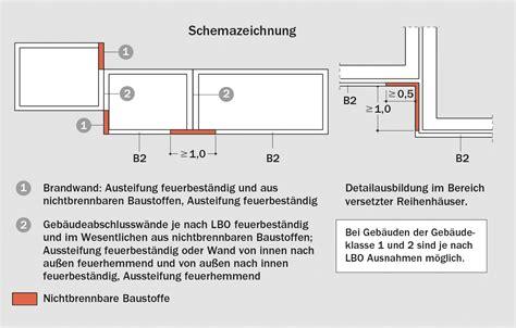 Abstand Fenster Brandwand by Bemessung Wandarten Und Details