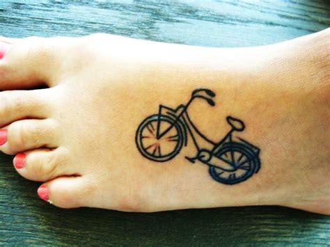 small bike tattoo bike tattoos and designs page 122