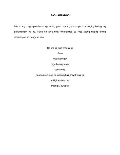 filipino thesis about education format ng thesis sa tagalog proofreadingxml web fc2 com