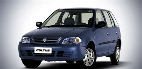 Suzuki Cultus Horsepower New Suzuki Cultus 2015 2 Price In Pakistan With