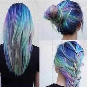 colored hairstyles 25 colored hairstyles hairstyles 2016 2017