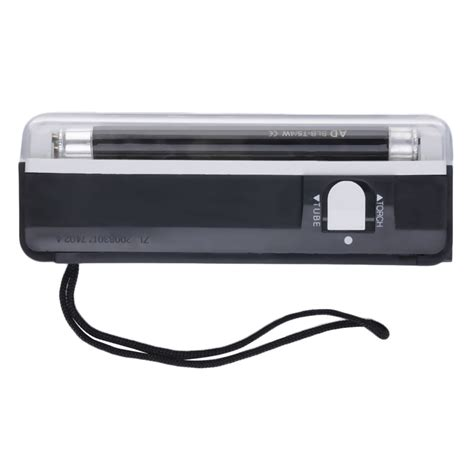 Battery Money Detector 2in1 With Torch portable handheld uv led light torch l counterfeit currency banknotes money detector battery