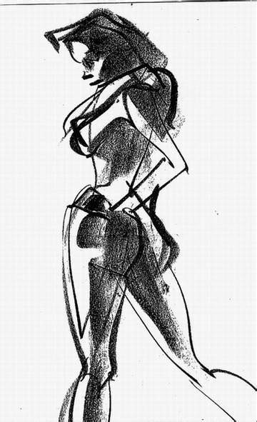 Glen Keane – Life Drawing – On Animation