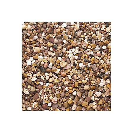 decorative aggregates b q b q brown naturally rounded decorative stone departments