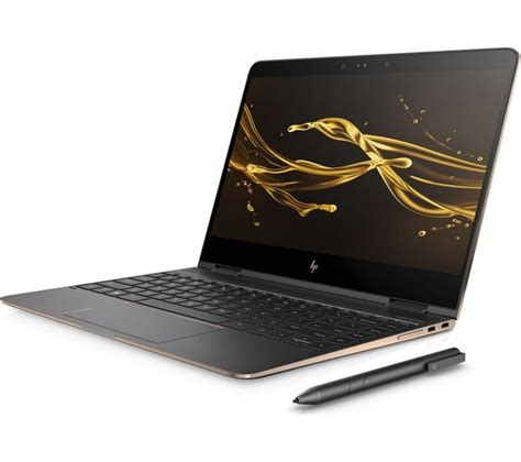 Hp Spectre X360 13 Ac050tu Silver buy hp spectre x360 13 3 quot 2 in 1 ash silver free delivery currys