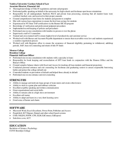 Undergraduate Resume Sample by Pizzuti Resume Detail Of Experience