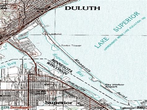 zip code map duluth mn 55802 zip code duluth minnesota profile homes