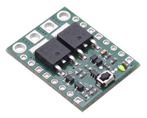 electronic bid pololu big pushbutton electronic power switch hp 16a 4 5