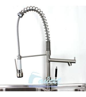 cheap kitchen faucets kitchen colored pull out kitchen brushed nickel pull out kitchen faucet 0324e wholesale