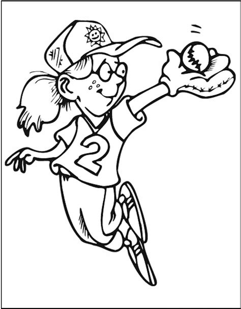 printable coloring pages baseball free printable sports coloring pages for kids