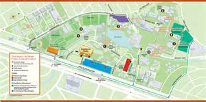 Miami University Map by Commencement Campus Map University Of Miami