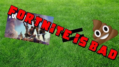 fortnite is bad for fortnite is bad