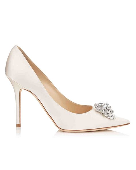 Wedding Shoes Closed Toe Ivory by Closed Toe Evening Shoes To Rock For Your Winter Wedding
