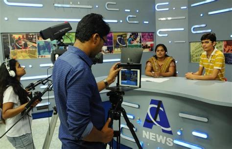 Mba In Mass Communication In Chennai by Asian College Of Journalism Acj Chennai Images