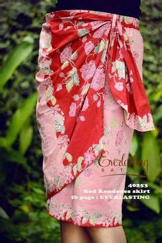 Rok Batik Layer 7 8 134 best dress batik images on leather