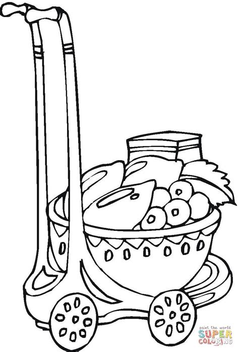 grocery bag coloring page grocery bag fruit coloring pictures coloring pages