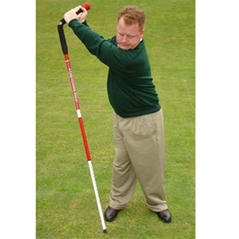 golf swing stretches randy meyers golf stretching pole at intheholegolf com