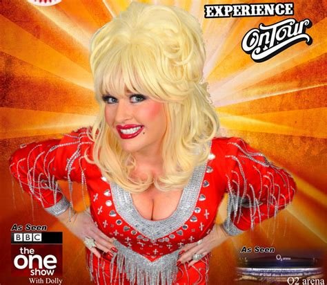 Flubs Dolly Parton Tribute by Almost Dolly Dolly Parton Tribute A H Artistes