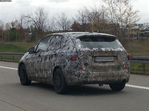 Audi Erlkönig by Bmw Active Tourer Kompakt Feiert Marktstart Erst Im