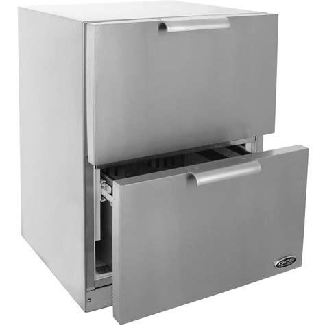 Refridgerator Drawers by Dcs 24 Inch Refrigerator Drawers