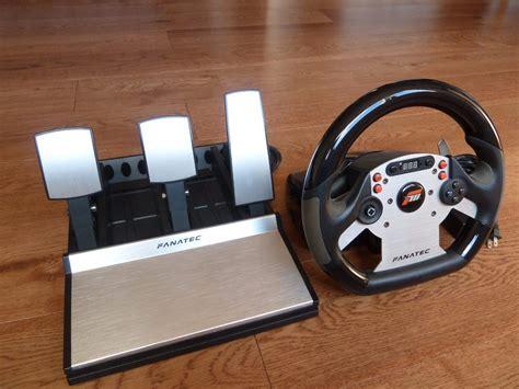 volante xbox 360 microsoft volante fanatec crs con pedales para xbox 360 1 999 00