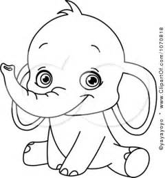 baby elephant coloring pages baby elephant coloring pages gt gt disney coloring pages
