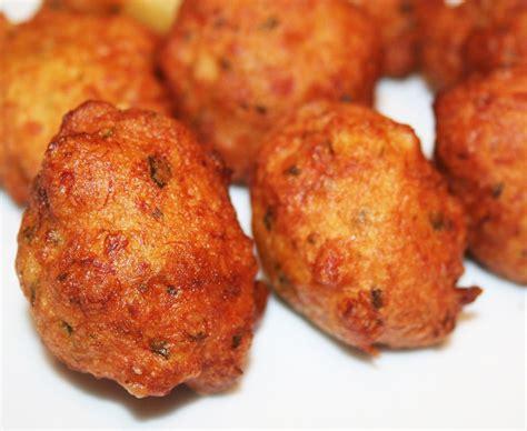 resette de cuisine la cuisine de bernard les accras antillais poisson