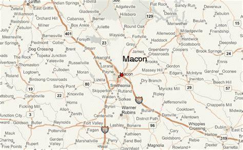 macon location guide