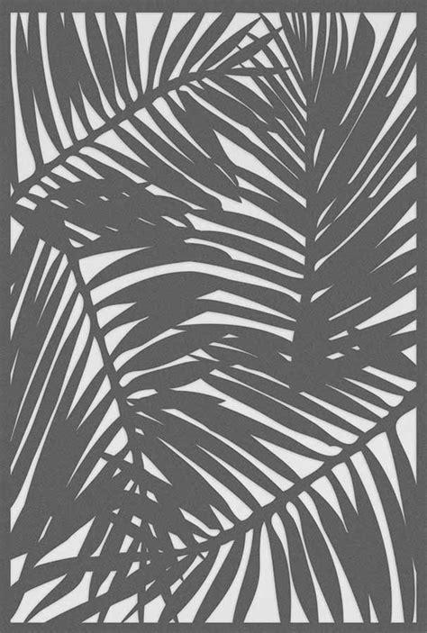 palm leaves titancut
