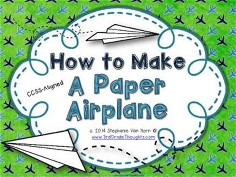 Written On How To Make A Paper Airplane - how to make a paper airplane functional writing