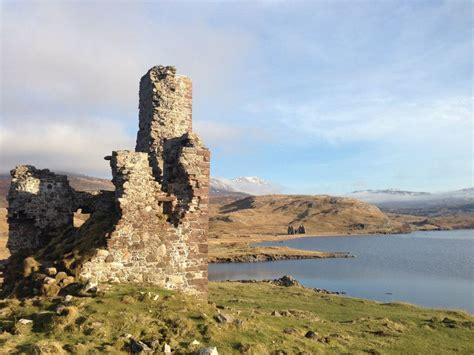 best scottish top 10 castles to visit in the scottish highland