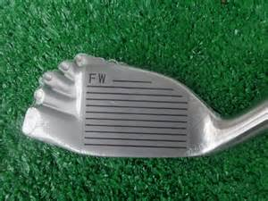 Foot wedge pro 52 degree fw novelty golf club new