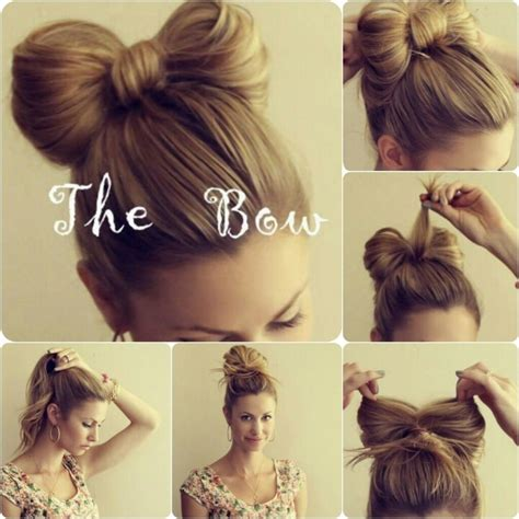 easy buns hairstyles step by step 5 interesting bun hairstyles for karwachauth simplified