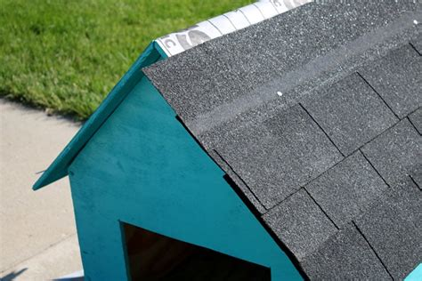 dog house shingles how to put shingles on a dog house roof best image voixmag com