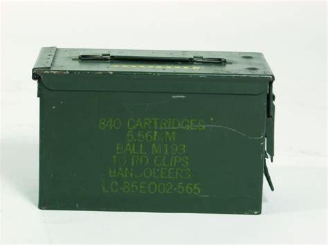 cassetta portamunizioni cassetta portamunizioni 14x19x30 cm