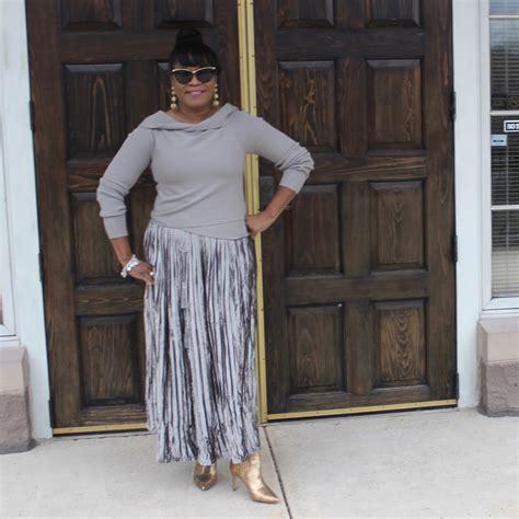 Velvet Pleated Maxi Skirt the soft surroundings velvet pleated maxi skirt