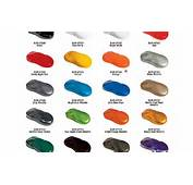 Summit Racing Paint Color Chart Car Pictures