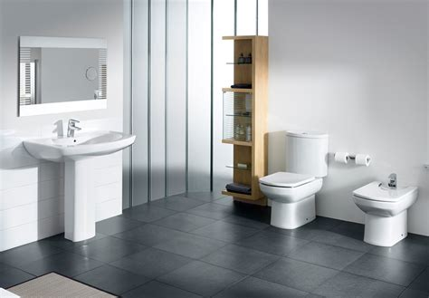 roca senso collection fitted bathrooms from betta living