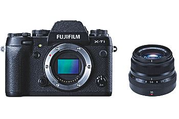 fujifilm x t1 camera & conversion + fujifilm xf 35mm f/2 r
