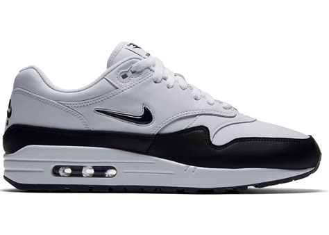 Nike Airmax One Black White air max 1 white black 2017