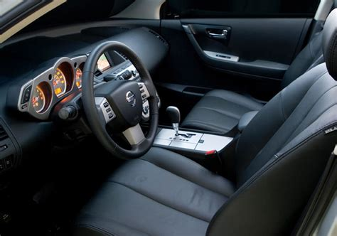 2007 Nissan Murano Interior by 2007 Nissan Murano Interior Picture Pic Image