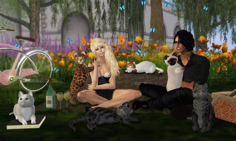 a family tradition second life for a second empire kittycats second life