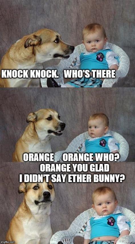 dad joke dog meme imgflip