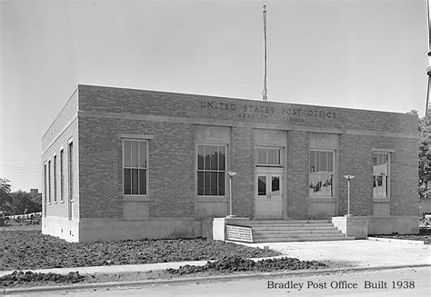 Bradley Post Office by Local Government